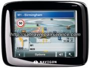 Repair Navigon 2100